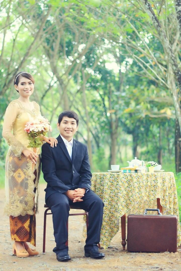 Errika & Darma   Prewedding Pontianak