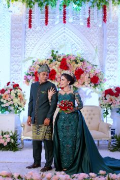 Paket Wedding Pontianak Lengkap, All in One, Ekslusif
